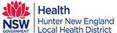 Health Hunter New England Local Health District